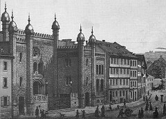 Photo: Old Synagogue